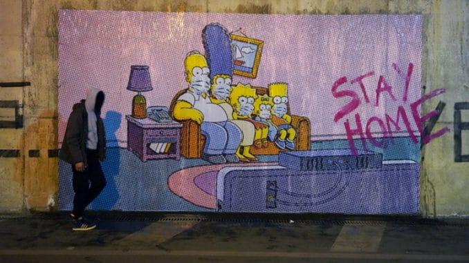 Covid Simpson